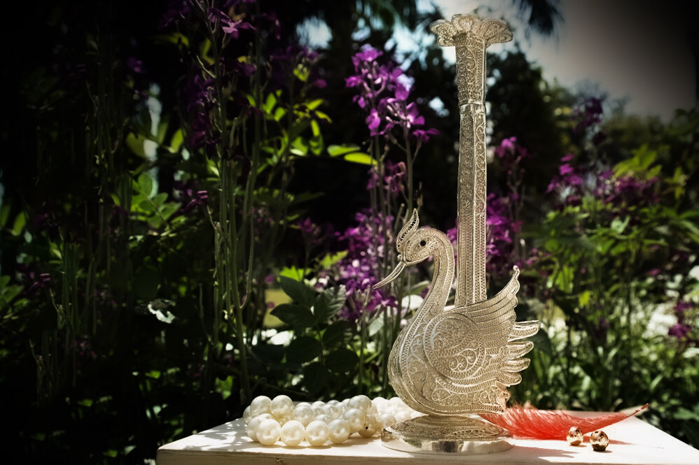 Swan sprinkler
